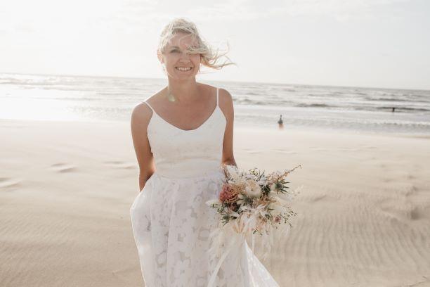 hochzeit zandvoort strand 13