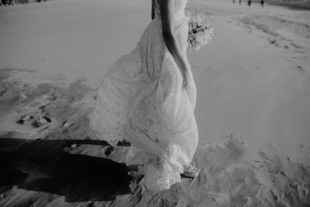 hochzeit zandvoort strand 17