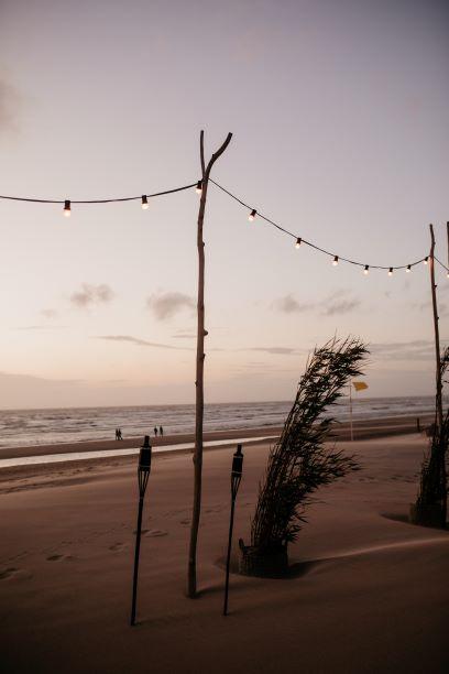 hochzeit zandvoort strand 18
