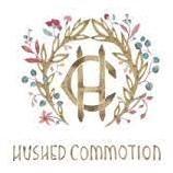 hushed commotion logo